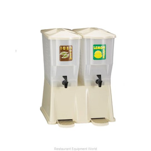 Tablecraft TW33DPH Plastic Tea Dispenser