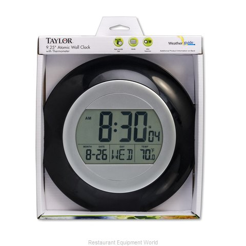 Taylor Precision 1750BK Thermometer, Window Wall