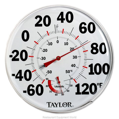 Taylor Precision 497J Thermometer, Window Wall