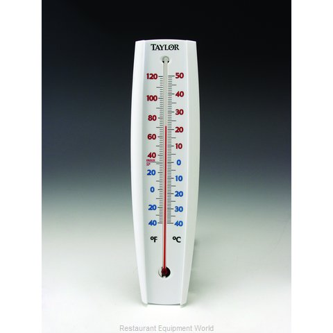 Taylor Precision 5109 Thermometer, Window Wall