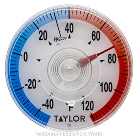 Taylor Precision 5321N Thermometer, Window Wall