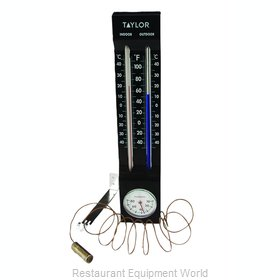 Taylor Precision 5329 Thermometer, Window Wall