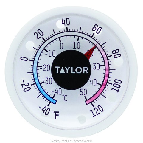 Taylor Precision 5380N Thermometer, Window Wall
