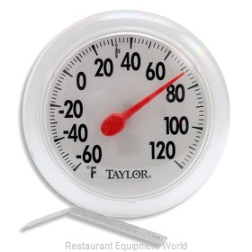 Taylor Precision 5630 Thermometer, Window Wall