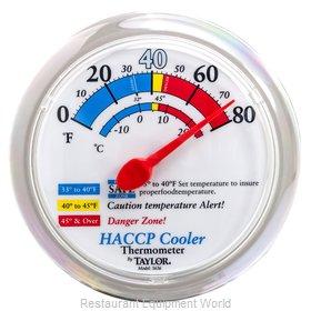 Taylor Precision 5636 Thermometer, Time Temp HACCP