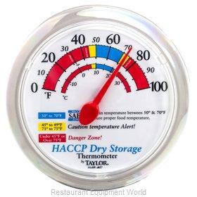 Taylor Precision 5637 Thermometer, Time Temp HACCP