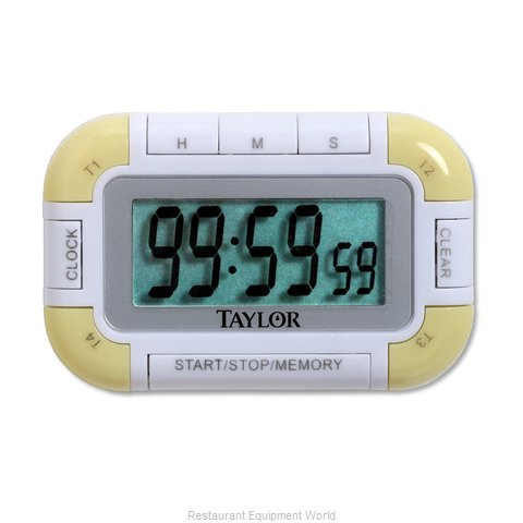 Taylor Precision 5862 Timer, Electronic