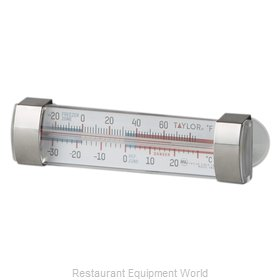Taylor Precision 5925NFS Thermometer, Refrig Freezer