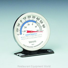 Taylor Precision 5981N Thermometer, Refrig/Freezer