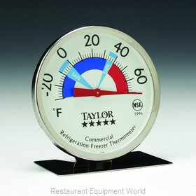 Taylor Precision 5996N Thermometer, Refrig/Freezer