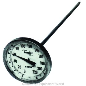 Taylor Precision 6215J Thermometer, Pocket