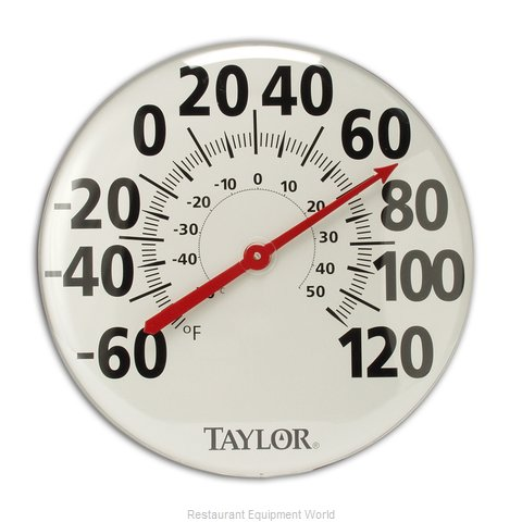 Taylor Precision 681 Thermometer, Window Wall