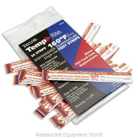 Taylor Precision 8767 Dishwasher Test Strip