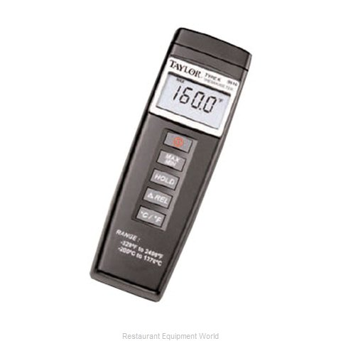 Taylor Precision 9810 Thermometer Thermocouple (Magnified)