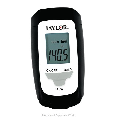 Taylor Precision 9821 Thermometer, Thermocouple (Magnified)