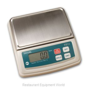 Taylor Precision TE11 Scale Portion Digital