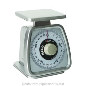 Taylor Precision TS50 Scale, Portion, Dial