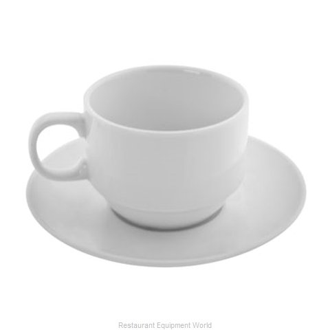 10 Strawberry Street BISTRO-10 Cup & Saucer Sets
