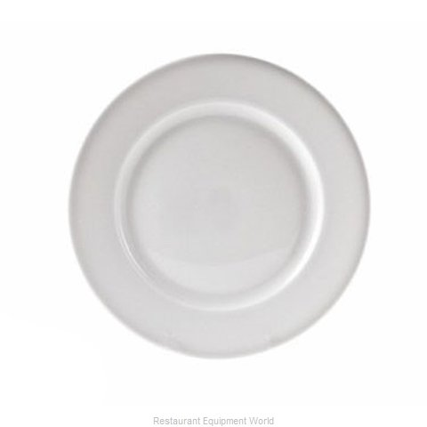 10 Strawberry Street BISTRO-4 Plate, China (Magnified)