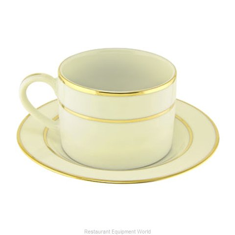 10 Strawberry Street CGLD0009 Cup & Saucer Sets