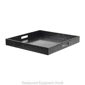 10 Strawberry Street GATR-BLKSQ Serving & Display Tray