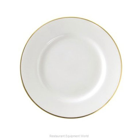 10 Strawberry Street GL0004 Plate, China