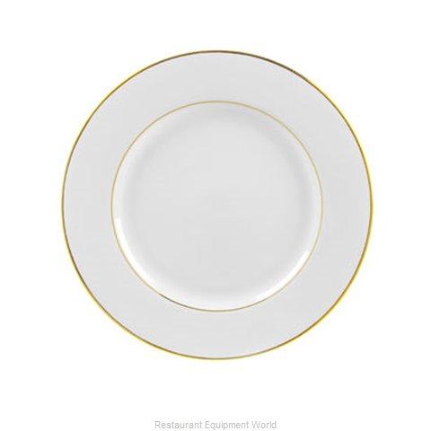10 Strawberry Street GLD0002 Plate, China