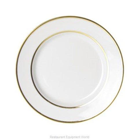 10 Strawberry Street GLD0004 Plate, China