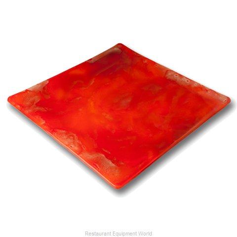 10 Strawberry Street HD2583RO Platter, Glass