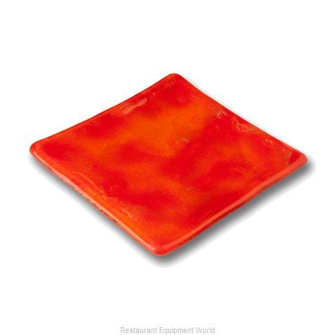10 Strawberry Street HD920RO Plate, Glass