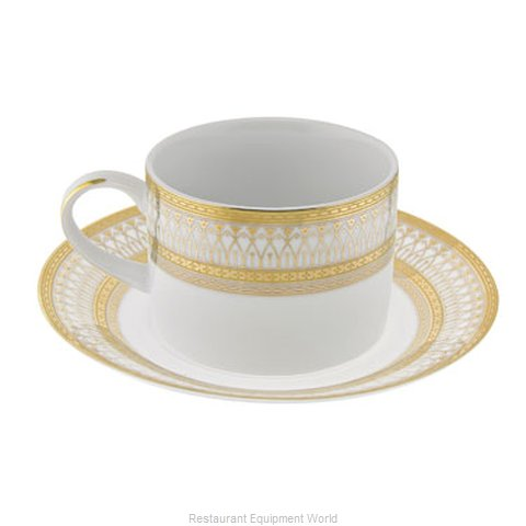 10 Strawberry Street IRIANA-9GLD Cup & Saucer Sets
