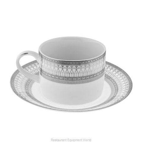 10 Strawberry Street IRIANA-9SLV Cup & Saucer Sets (Magnified)