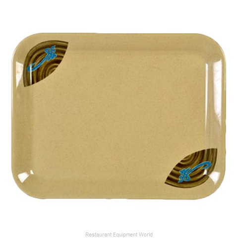 Thunder Group 0903J Tray Decorative
