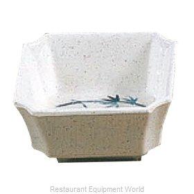 Thunder Group 1002BB Relish Dish, Plastic