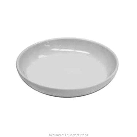 Thunder Group 1003TW Sauce Dish, Plastic
