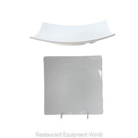 Thunder Group 24010WT Plate, Plastic