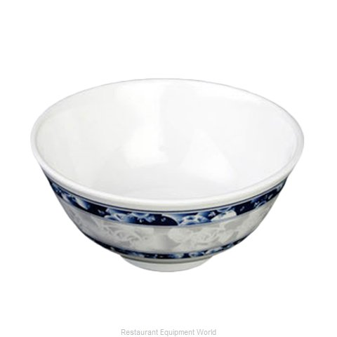 Thunder Group 3004DL Rice Bowl Plastic (Magnified)