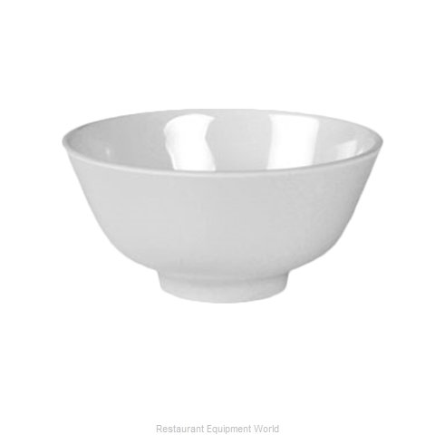 Thunder Group 3004TW Rice Bowl Plastic (Magnified)