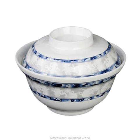 Thunder Group 3201DL Rice Bowl Plastic