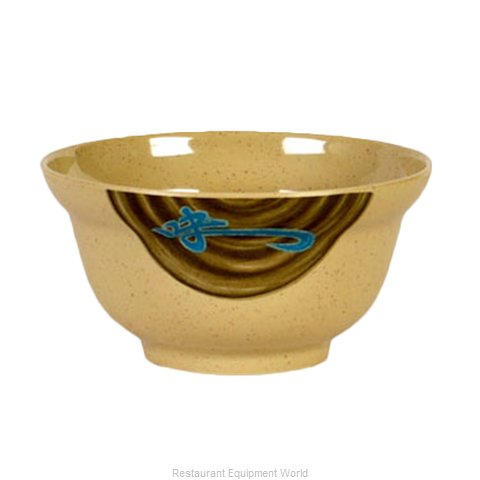 Thunder Group 3201J Rice Bowl Plastic