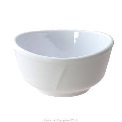 Thunder Group 39045WT Bowl Soup Salad Pasta Cereal Plastic