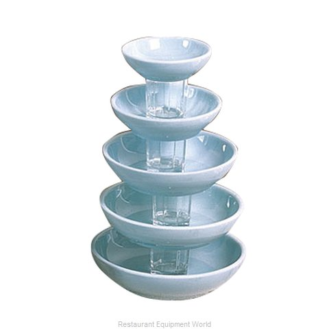 Thunder Group 3960 Bowl Soup Salad Pasta Cereal Plastic