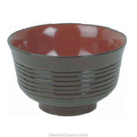 Thunder Group 45-15 Rice Noodle Bowl Wood