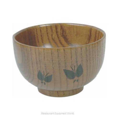 Thunder Group 45-22 Rice Noodle Bowl Wood