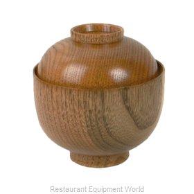 Thunder Group 45-35 Rice Noodle Bowl, Wood