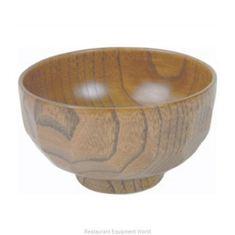 Thunder Group 45-36 Rice Noodle Bowl Wood (Magnified)