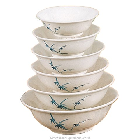 Thunder Group 5060BB Rice Bowl Plastic
