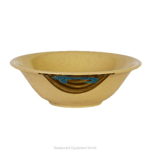 Thunder Group 5108J Rice Bowl Plastic
