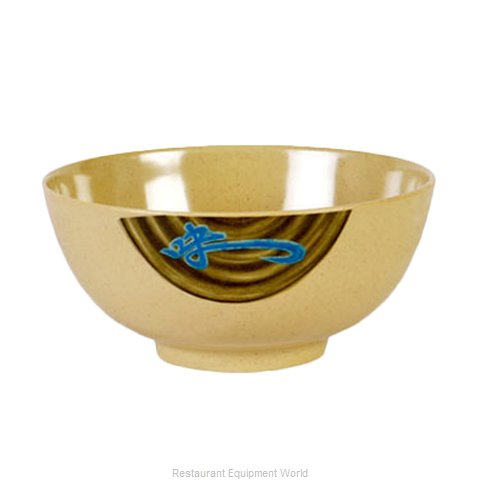 Thunder Group 5206J Rice Bowl Plastic (Magnified)