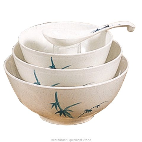 Thunder Group 5207BB Rice Bowl Plastic (Magnified)